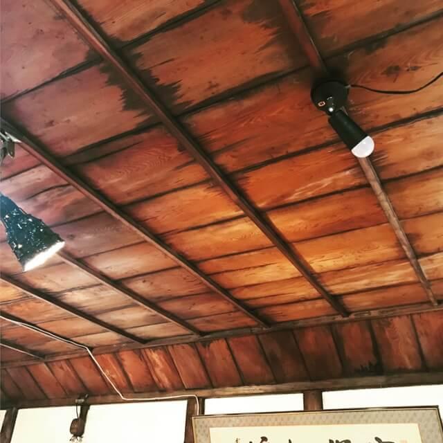 雨樋のない屋根