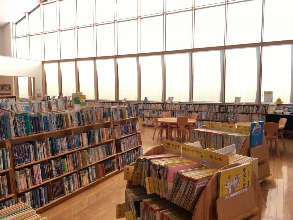 近所に欲しい!私的にNo.1の遠賀町立図書館の世界
